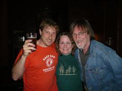 John Kimmich, Teri Fahrendorf and Greg Noonan