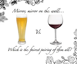 Chefs biased towards wine for Craft beer vs microbrew