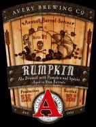 Avery Rumpkin Pumpkin