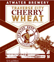 Traverse City Cherry Wheat