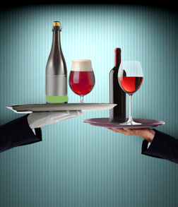 Craft Beer's Spin on Classic Wine Pairings