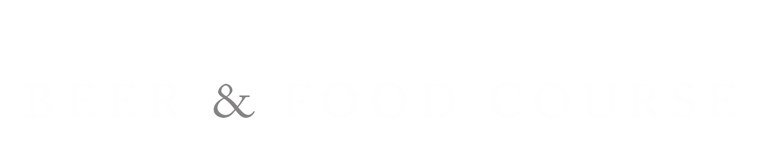 Beer and Food Course