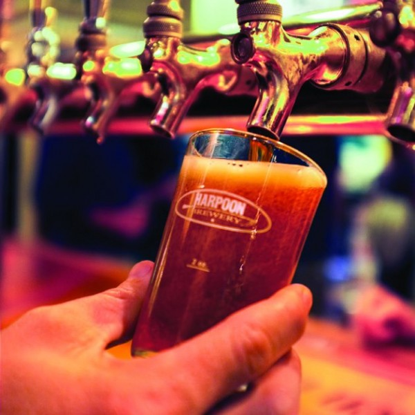 Harpoon Brewery Gives Newbies a Chance in the Beer Biz