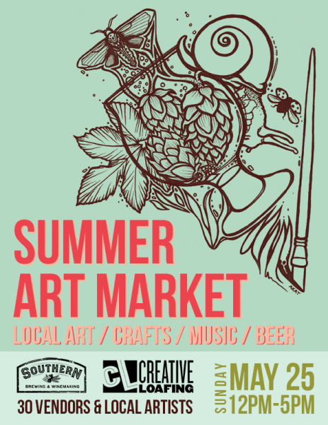 SUMMER ART MARKET