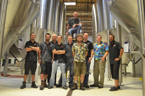 Brewing Team