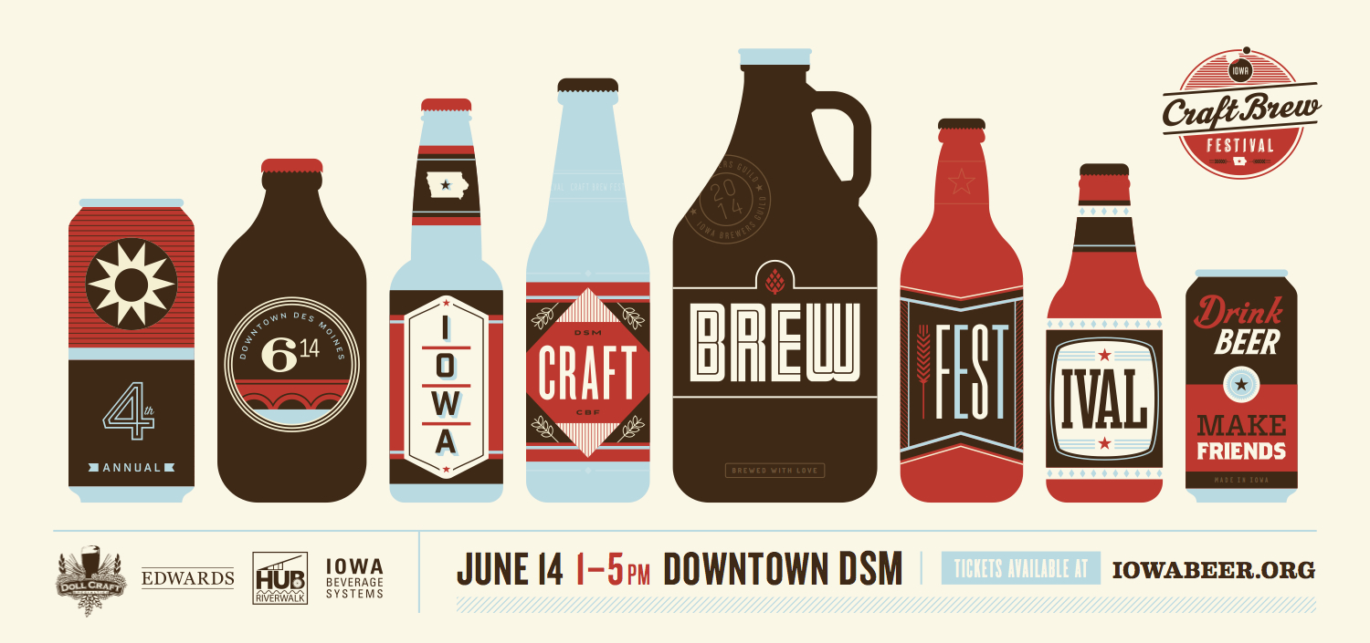 iowa craft brew festival slated for june 14