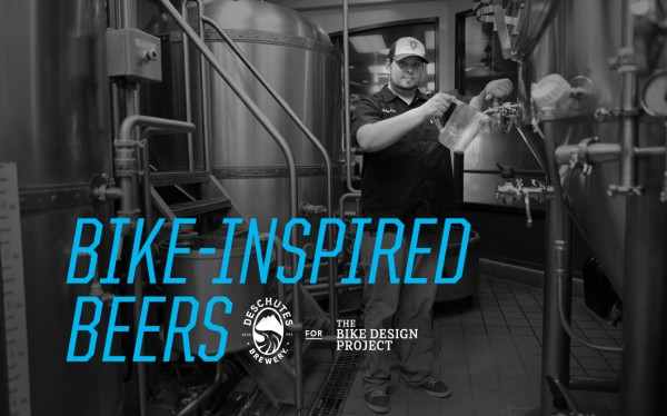 Deschutes Brewery Bike Inspired Beers for Oregon Manifest