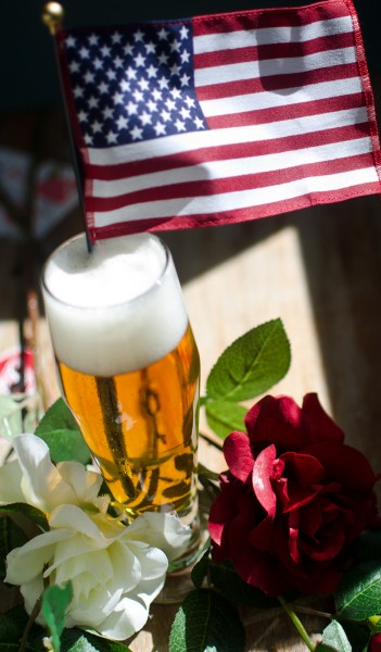 Saluting Veterans With A Pint Of Craft Beer