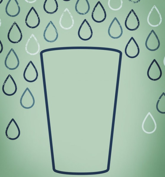 Brewing Rain Water