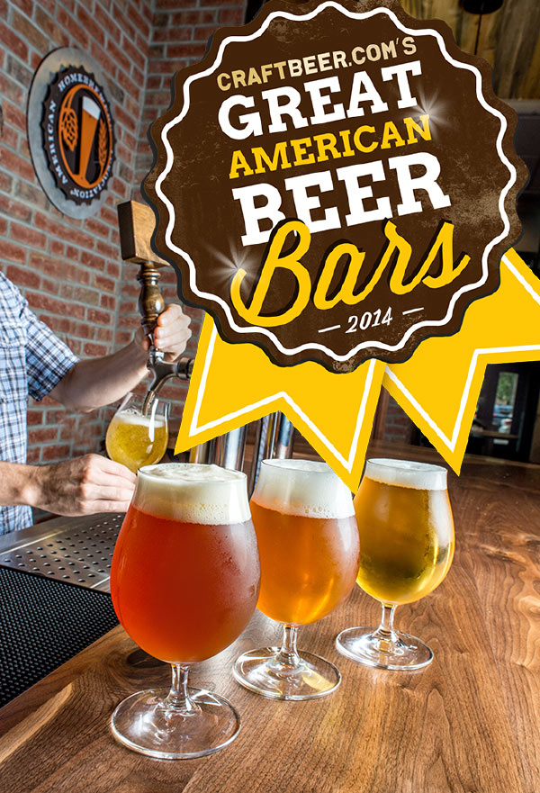 CraftBeer.com's 2014 Great American Beer Bars Results ...
