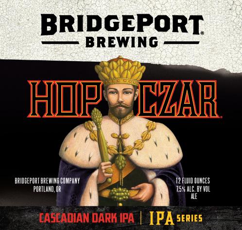 Hop Czar Cascadian Dark IPA