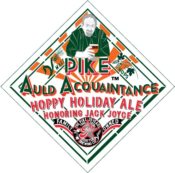 Pike Brewing Auld Acquaintance