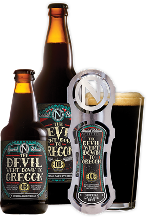 Ninkasi and Devils Backbone Collaboration, The Devil Went Down to Oregon