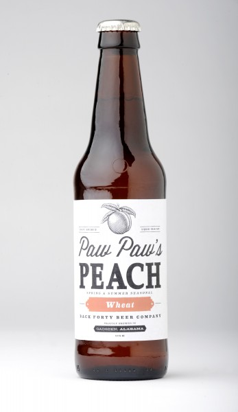 back forty_paw_paws_peach wheat_bottle
