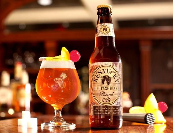 Old Fashioned Kentucky Bourbon Barrel Ale