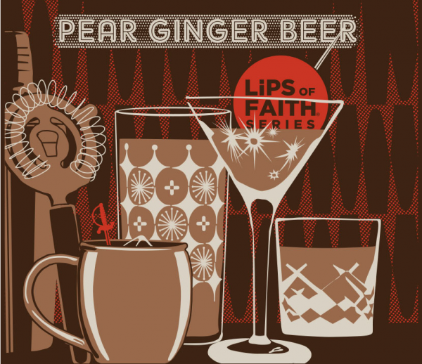 Pear Ginger Beer