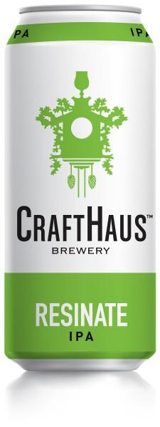 CraftHaus Brewery Resinate IPA