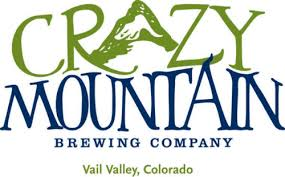 crazy mountain brewing logo