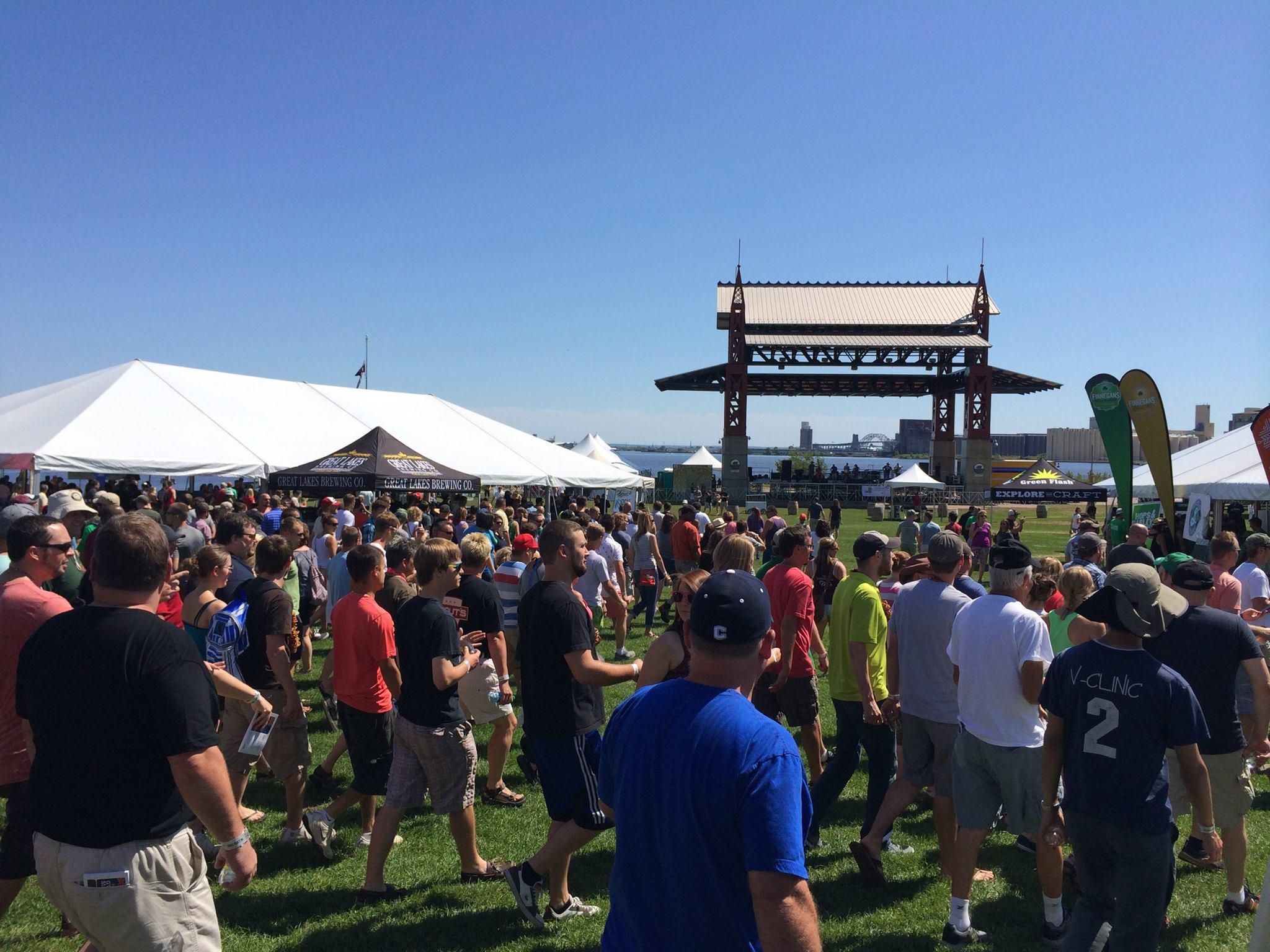Allpints for Minnesota craft beer festival