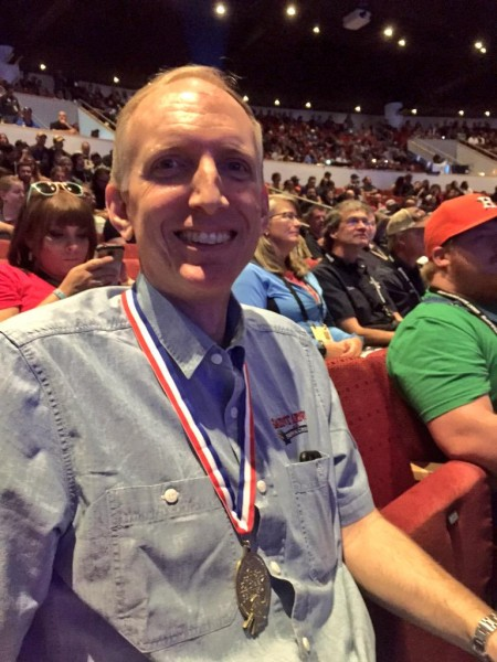 Saint Arnold Wins 21st GABF Medal