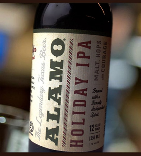 Alamo beer company releases first holiday ipa for Craft beer store san antonio