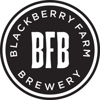 Brewery Logo - Black and White
