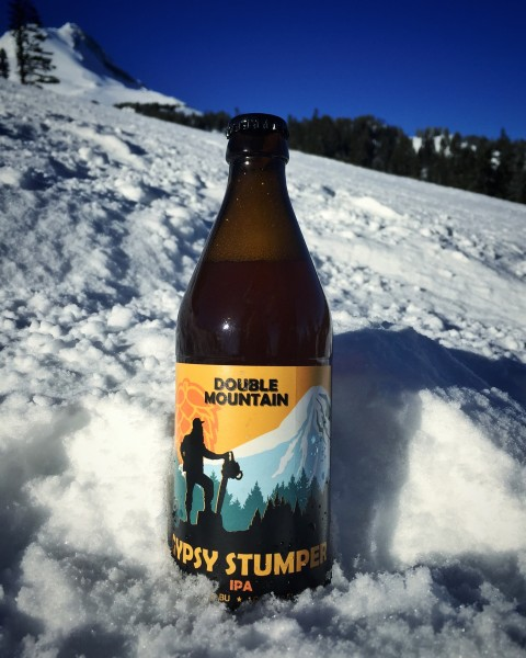 Gypsy Stumper on Mt. Hood