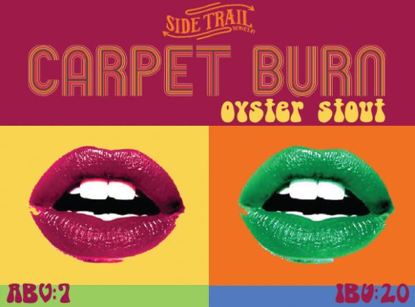 carpet burn oyster stout