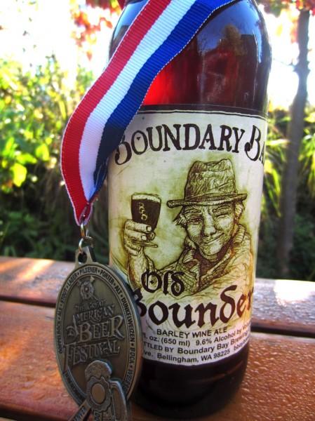 Old Bounder Barley Wine