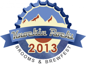Knockin Rocks Brooms and Brewfest Logo Final