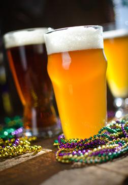Mardi Gras beer