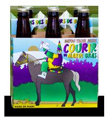 Bayou Teche Brewing   Courir de Mardi Gras