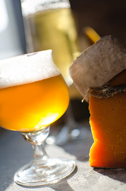 Craft Beer and Cheese