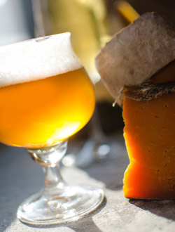 Cheese and Craft Beer