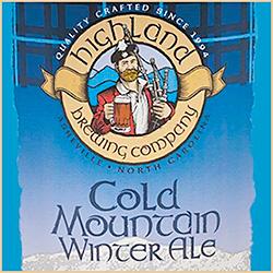 Cold Mountain Winter Ale
