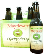 Spring Hop Ale | Mayflower Brewing Company