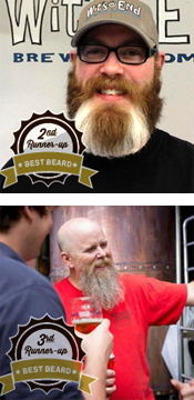 Best Beards Runners-up