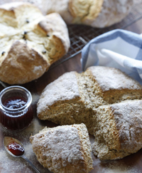 Soda Bread and Stout
