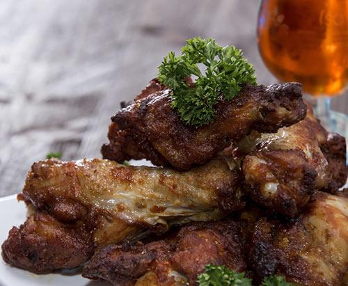Craft Beer Chicken Wings